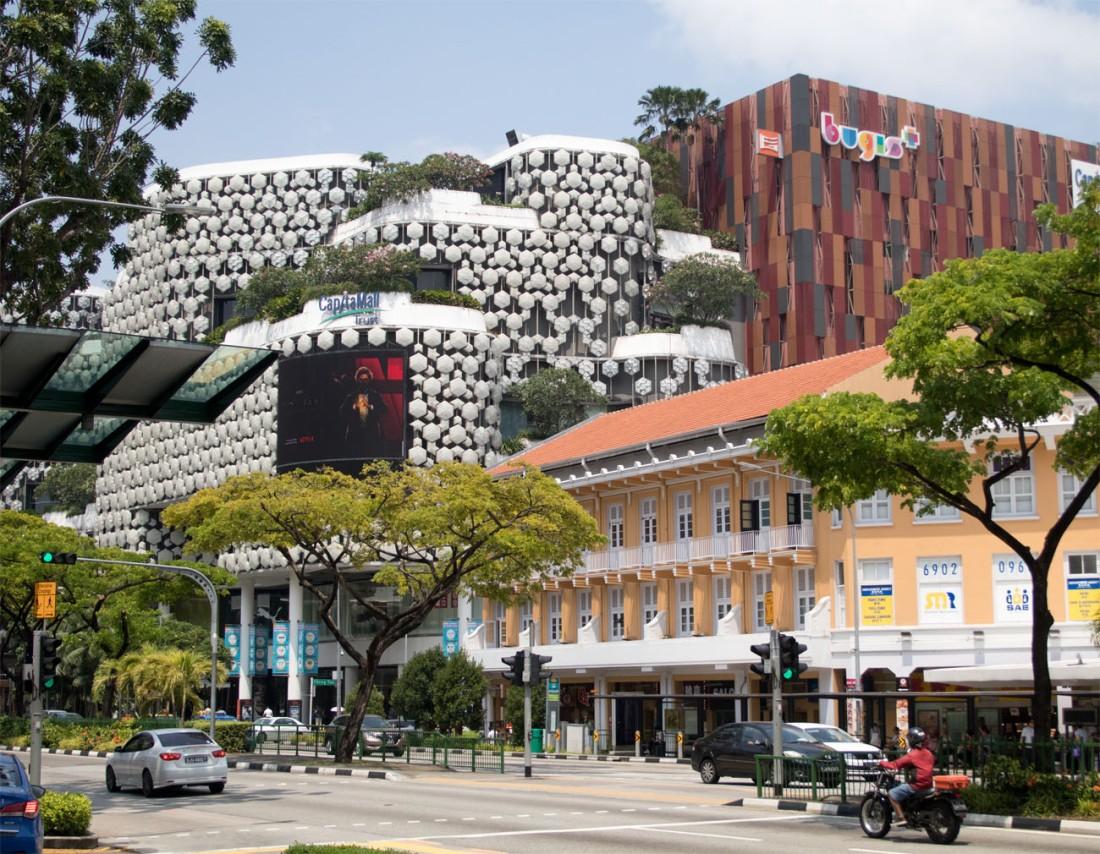 Singapore Bugis