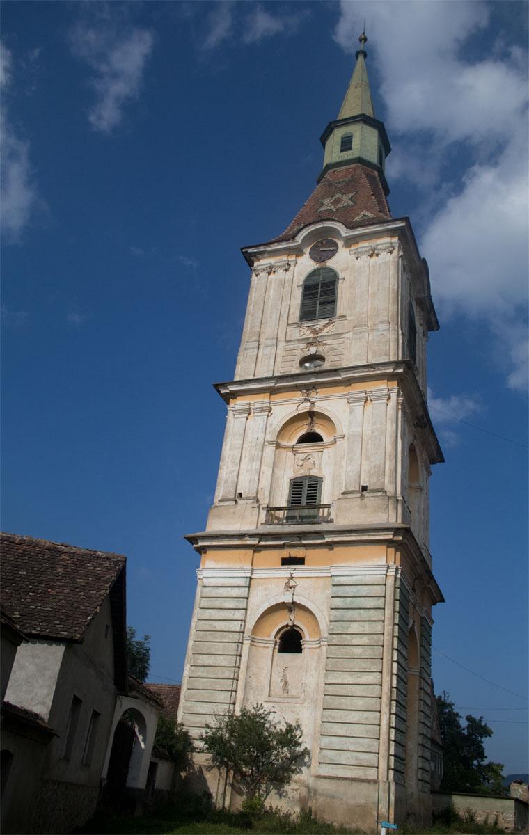 Daia church