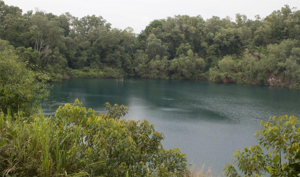 Quarry Pulau Ubin