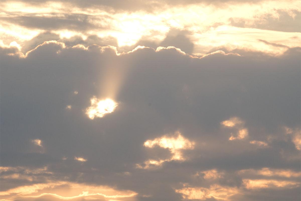 Dawn sky 27 Jul 2018