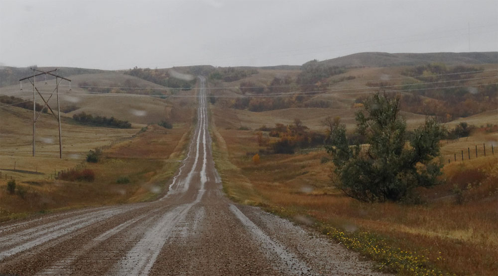 Prairie road 20 Sept 18