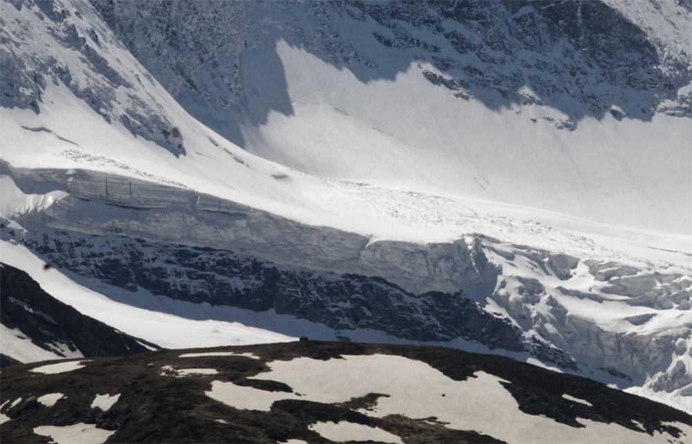 Matterhorn glacier