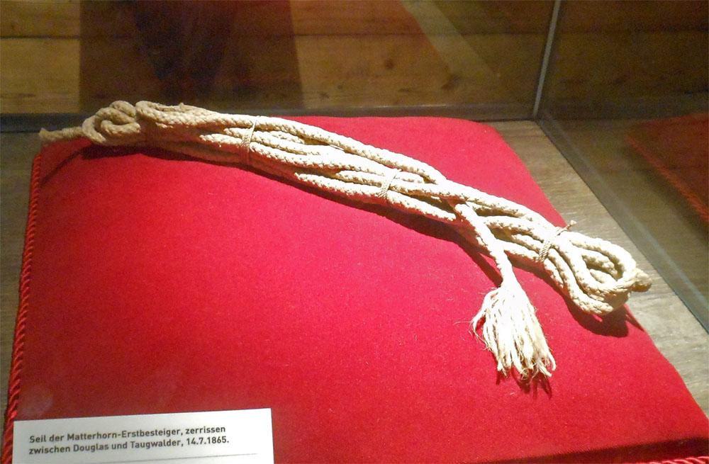 Matterhorn rope
