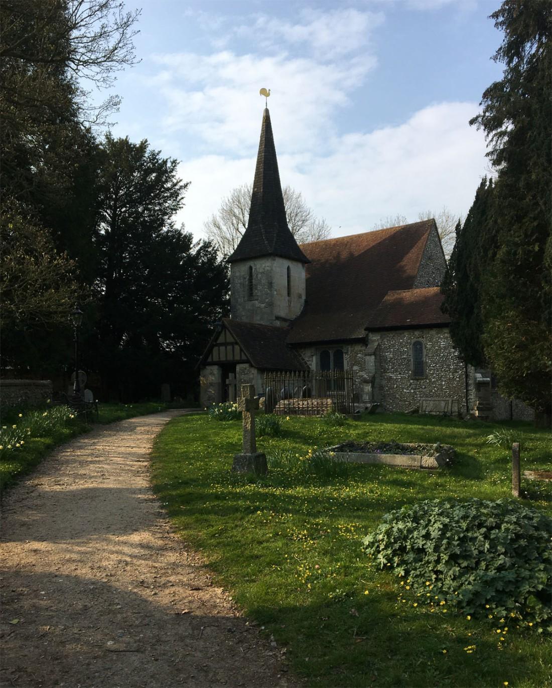 Church 8 Apr 20