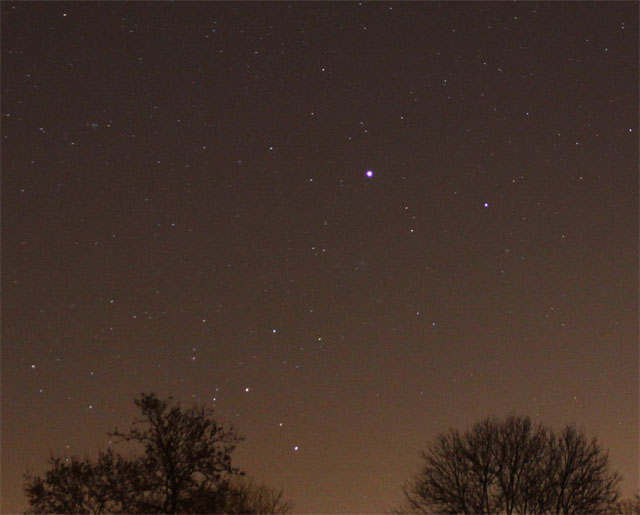 Canis Major mar 2011