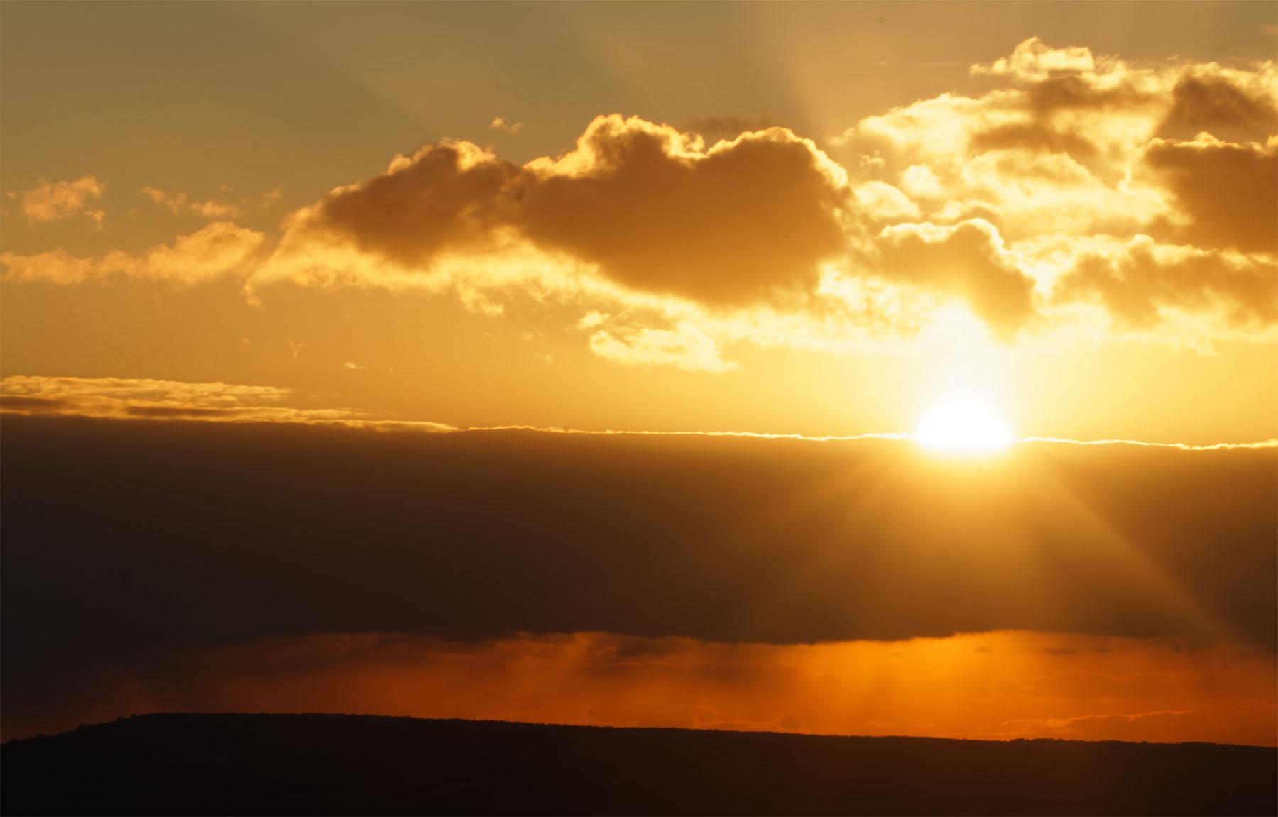 Sunset 10 Feb 21