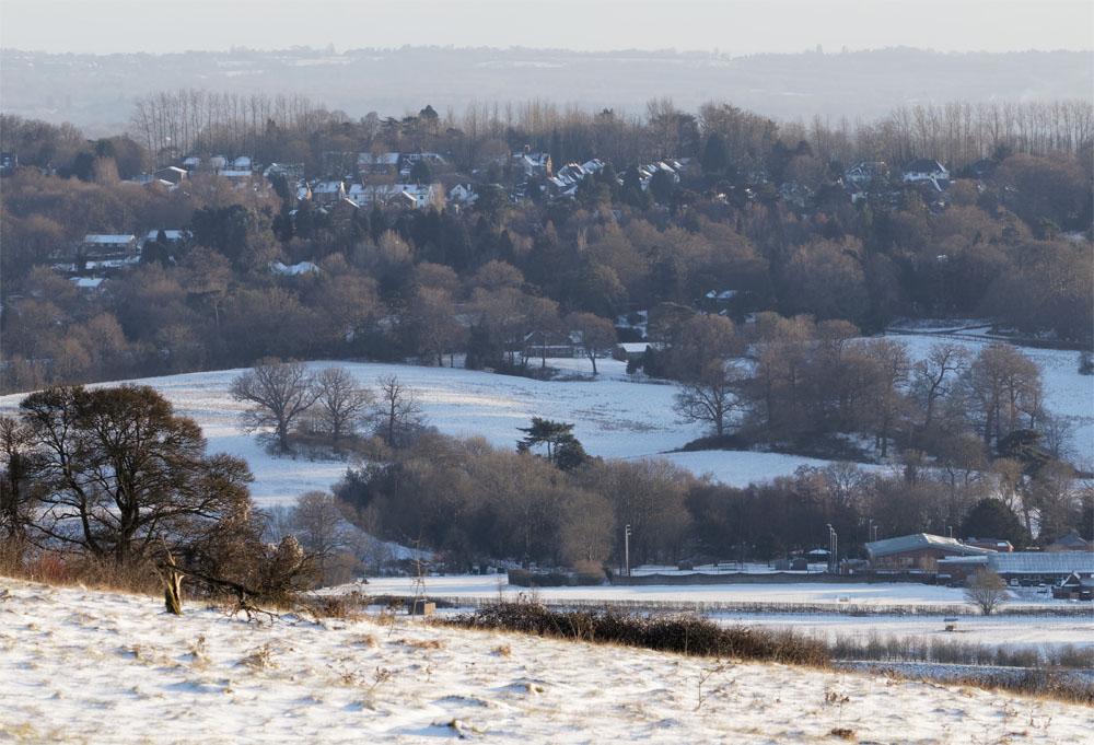 Wintry hills 10 Feb 21