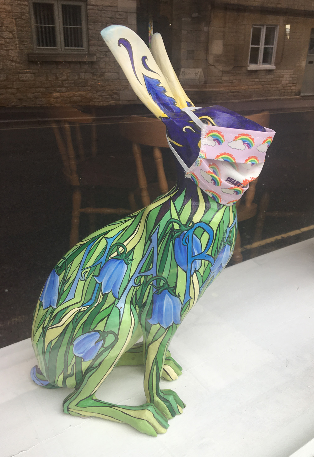 Cirencester hare2